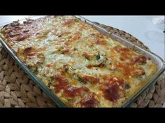 Sevmiyorsanız Kabağı Bir Şans Daha Verin - YouTube Lasagna, Feel Good, Brunch, Pasta, Pumpkin, Yummy Food, Cooking, Breakfast, Ethnic Recipes