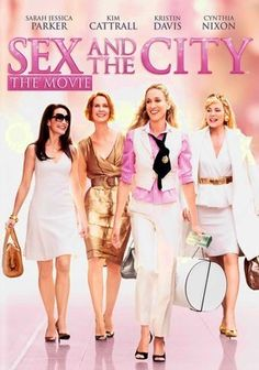 Sex and the City: The Movie (2008) Golden Globe winner Sarah Jessica Parker returns as everyone's favorite sex columnist, Carrie Bradshaw, with her best friends Miranda (Cynthia Nixon), Samantha (Kim Cattrall) and Charlotte (Kristin Davis) to brave the roiling romantic waters of the city that never sleeps. This big-screen continuation of the hit HBO series finds Carrie considering marriage, Miranda considering divorce, and Samantha considering monogamy.