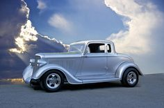 1934 plymouth coupe | 1934 Plymouth Coupe Photograph