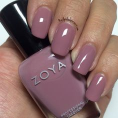 Check out our gallery for more swatches and inspirational photos! Zoya Nail Polish Brigitte