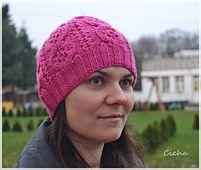 Billie hat - knitting pattern