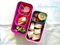 Wraps, Weizentortillas, Lunchbox, statt Brot, Rezept,