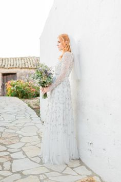 A beautyful, Intimate Organic Wedding in Corfu island captured by fine art wedding photographer Aristotelis Fakiolas. Corfu Island, Organic, Silhouette, Bride, Wedding Dresses, Photography, Beauty, Fashion, Wedding Bride