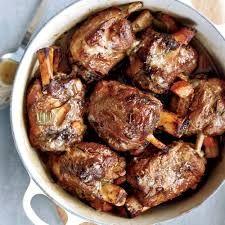 Lamb Recipes, Meat Recipes, Wine Recipes, Gourmet Recipes, Cooking Recipes, Healthy Recipes, Cooking Bacon, Cooking Oil, Cooking Lamb