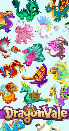 Download Dragonvale - More Dragons Than You Could Dream Up!