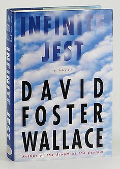 Infinite Jest ~ SIGNED by DAVID FOSTER WALLACE ~ First Edition ~ 1st Printing