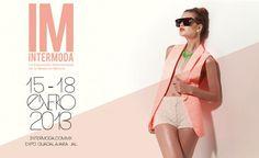 Faltan pocos días para @Intermoda del 15 al 18 de Enero de 2013!! Ya están listos!!!