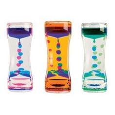 These visual sensory toys for kids are perfect for those kids with autism and/or sensory processing issues. Would make great stocking stuffers for Christmas! Calm Down Jar, Calm Down Corner, Calm Down Bottle, Autism Sensory, Sensory Toys, Sensory Activities, Therapy Activities, Calming Bottle, Ideas