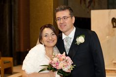 12 march 2011 - Cristina and Raffaele just married!