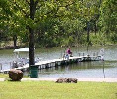 Brushy Lake Park   Sallisaw, Oklahoma  - TravelOK