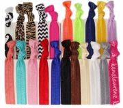 Black Friday No Crease Hair Ties 20 Pack By Kenz Laurenz from Kenz Laurenz Hair Brush, Hair Comb, No Crease Hair Ties, Christmas Gift List, Christmas Ideas, Christmas Decorations, Styling Tools, Styling Products, Hair Products
