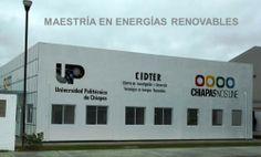 Recategorizan la Maestría en Energías Renovables de la UPChiapas