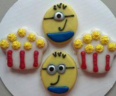 Despicable Me / Popcorn Cookies