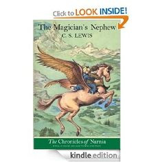 The Magicians Nephew. Loved it!