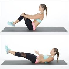 Pin for Later: Double Down With This Legs and Abs Bodyweight Workout Crunchy Frog Quiet Workout, Sweat Workout, No Equipment Workout, Plyo Workouts, Body Workouts, Fitness Exercises, Workout Tips, Apartment Workout, Living Room Workout