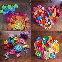 woolyana january flower crochet