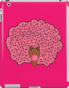 Bubble Gum iPad case