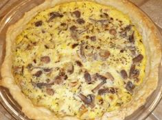 Quiches+Savory tarts+Pies on Pinterest | Quiche Recipes, Chicken Pot ...