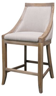 Nadine Counter Stool | Pull Up a Seat | One Kings Lane