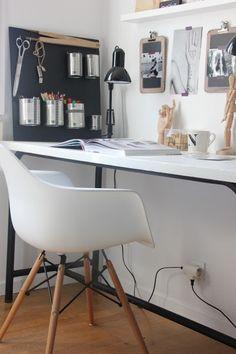 """Regards et Maisons: IKEA """"verktygsväggen"""" till vänster"""