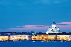 Helsinki (overall rating of 96.0 out of 100)
