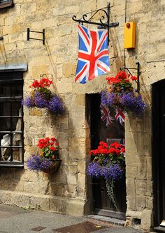 Winchcombe village shop ~ in the district of Tewkesbury, England