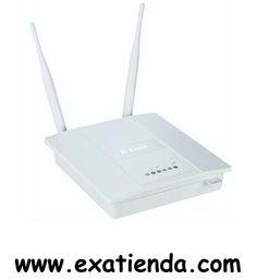 Ya disponible Punto acceso Dlink dap 2360   (por sólo 172.95 € IVA incluído):   - D-Link AirPremier N PoE Access Point with Plenum-rated Chassis DAP-2360 - punto de acceso inalámbrico  - Tipo de dispositivo:Punto de acceso inalámbrico - Tipo incluido: Externo - interiores - Protocolo de interconexión de datos: IEEE 802.11b, IEEE 802.11g, IEEE 802.11n - Protocolo de gestión remota: SNMP 1, Telnet, SNMP 3, SNMP 2c, HTTP, HTTPS, SSH - Banda de frecuencia:2.4 GHz - Caract