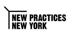 New Practices New York identity originally designed by Natasha Jen in 2011.