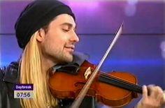 DG on Daybreak tv - 2011