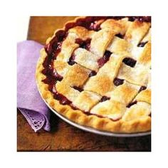 Mulberry Pie Recipe. We have so many mulberries already growing in our yard! I'll be using a whole wheat crust from the Dekalb Farmers Market.