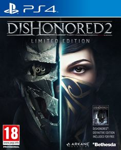 Dishonored 2 for PS4                                                                                                                                                                                 More