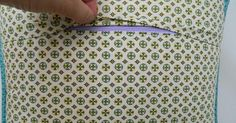 It took a little longer than I thought, but I'm happy to say that I finally finished a tutorial showing you how I do zipper closures for my...