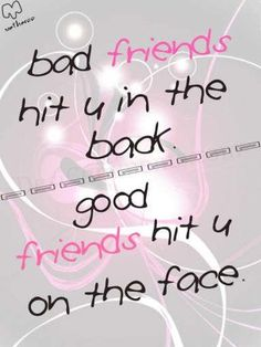 words to describe a bad friend