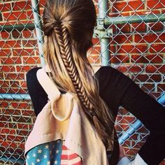 Everyday #hairstyle