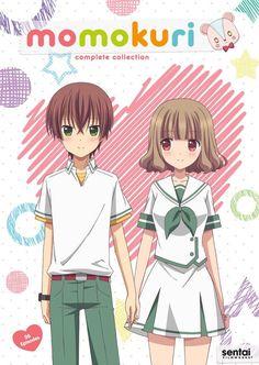 Momokuri Complete Collection Anime DVD Review