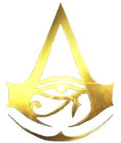 Assassins Creed Origins Logo PNG