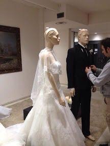 Immagini.... Alessandro Tosetti Www.alessandrotosetti.com www.tosettisposa.it #abitidasposa2015 #wedding #weddingdress #tosetti #tosettisposa #nozze #bride #alessandrotosetti #agenzia1870
