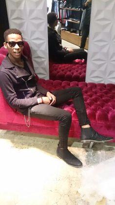 The black Eric Northman, Vampire King. #streetstyle fashion #lotd #trueblood certified