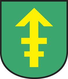 Gmina Krzyż Wielkopolski Astros Logo, Houston Astros, Coat Of Arms, Team Logo, Logos, Logo, A Logo, The Sentence