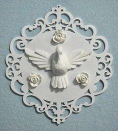 Panos e Contas - artesanatos em tecido: Mandala divino e rosas
