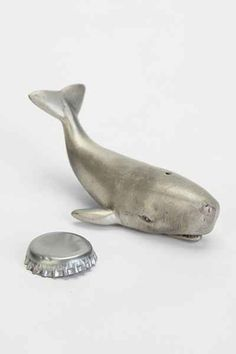 For someone very wise.. Moby Bottle Opener
