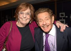 Jerry Stiller and Anne Meara- 58 years