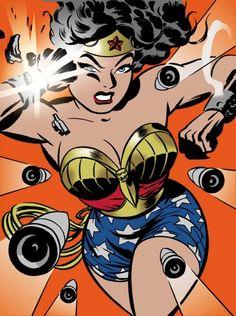 New Frontier Wonder Woman - Darwyn Cooke
