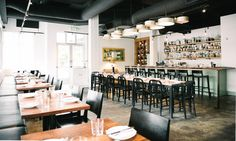 SALARE - Southern-cuisine-meets-Northwest-ingredients. James Beard nominee, listed among the Seattle Times' top 10 new restaurants, and Edouardo Jordan was named Food and Wine's best new chef. [2404 NE 65th St]