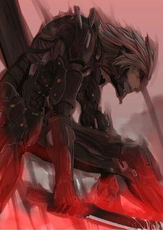 Raiden ~ Metal Gear Rising: Revengence