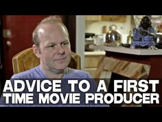 Advice To A First Time Movie Producer by Aaron Steele - YouTube