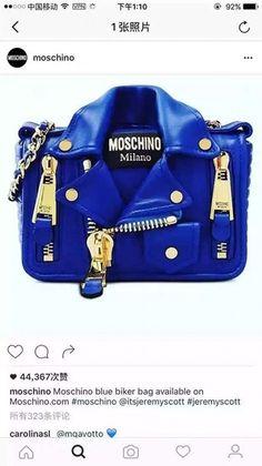 137194faff32 Moschino Milan Tasche Silikon Handyhülle mit Kette für Iphone6 6plus