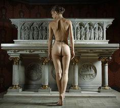 the sacrifice,femme fille woman girl nude naked fine arts sensual erotic sensualit sensuality erotique feminine