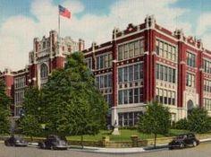Lewis and  Clark High School - Spokane