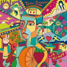 Las ruinas - Tony Bravo (MP3) - @genioequivocado 2014 #ahorasonando #nowplaying
